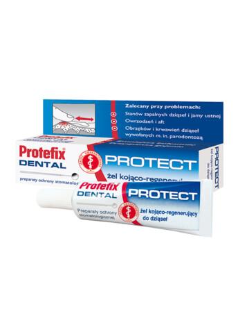 Protefix DENTAL PROTECT żel kojąco-regenerujący do dziąseł